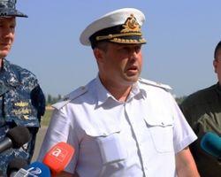 Перебежчик контр-адмирал Березовский объявлен Украиной в розыск