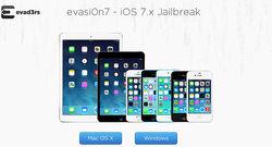 Стал доступен Jailbreak для iOS 7
