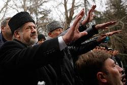 Меджлис крымско-татарского народа призвал бойкотировать референдум