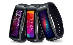 Galaxy Gear Fit – эксклюзив от Samsung