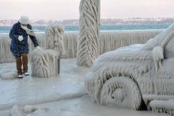 Глобальное потепление? Синоптики обещают самые суровые морозы за 100 лет