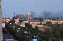 Боевики пошли на штурм аэродрома в Краматорске