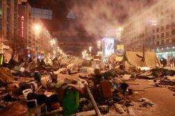 Ответ оппозиции на ночную зачистку - призывают студентов на Майдан