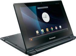 Lenovo представила первый ноутбук