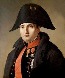 Наполеон Бонапарт в двууголке