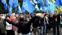 Регионалы обещают собрать в центре Киева 40-тысячный митинг
