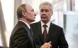 Эксперты назвали обманом доклад Собянина Путину о состоянии бизнеса в Москве