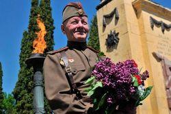Сегодня в Украине отмечают День Победы