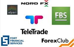 Alpari, TeleTRADE и Forex club названы самыми известными брокерами СНГ мая 2015 года