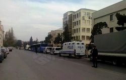 В Баку произошла стычка верующих с полицией, есть жертвы