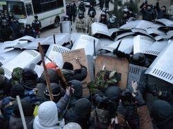 Боевики атакуют милицию
