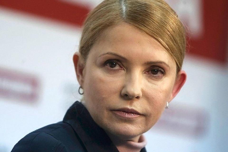 Тимошенко сообщила отом, что Трамп на100% поддерживает Украинское государство