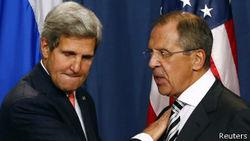Переговоры Керри и Лаврова по украинскому вопросу вновь не дали результата