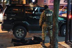 СБУ задержало банду вооруженных террористов, среди которых есть россияне