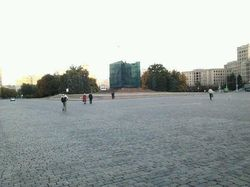Ленин возвращается в Харьков под покровом ночи