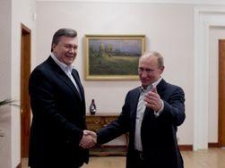 Пресс-конференции после встречи Путина и Януковича не будет
