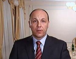 Депутату Парубию на «евромайдане» повредили палец