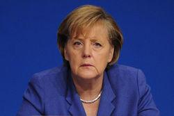Меркель готовится к встрече с российской оппозицией