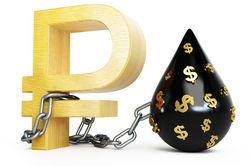 В Газпромбанке считают, что рубль стал менее зависимым от цены нефти