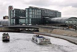 В Берлине начато строительство нового жилого квартала