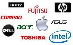 Названы 20 самых популярных производителей компьютеров и интернет-магазинов в сети