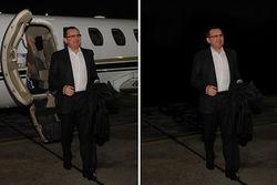 Со снимков главы Минсельхоза пропал самолет - блогеры