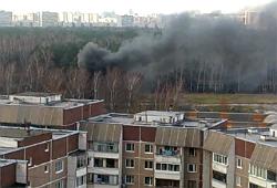Падение Ка-52 на юго-востоке Москвы – причины