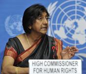 Законность операции Израиля в Секторе Газа сомнительна – комиссар ООН