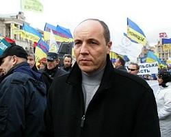 Украина вводит визовый режим с Россией, - Парубий