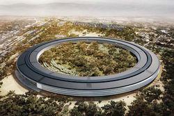 Проект последнего детища Стива Джобса был одобрен властями Калифорнии