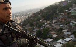 Имидж Бразилии: спецназ взял под полный контроль трущобы