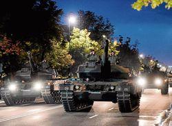 В Польше прошел военный парад с участием войск и техники США и Канады