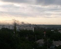 Ультиматум боевиков: или силы АТО отходят от Луганска, или город расстреляют
