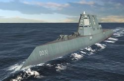 В США спущен на воду эсминец будущего DDG1000. Чем может ответить Россия
