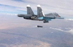 Минобороны РФ заявило об уничтожении за сутки 53 укрепрайонов в Сирии