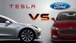 Tesla обошла Ford по рыночной капитализации