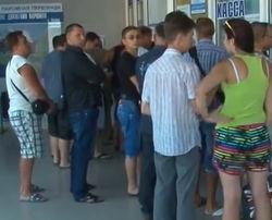 Туристы не поедут: чтобы попасть в Крым нужно прождать паром 30 часов
