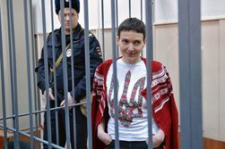 Надежда Савченко отказалась подписывать документы на экстрадицию