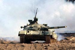 Украина впервые подписала контракт на поставку танков Т-64 за рубеж