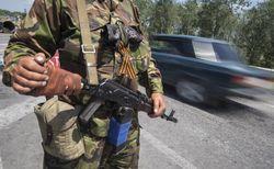 Боевики ЛНР не выпускают местных жителей в Украину, чтобы те не голосовали
