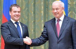 Азаров хочет на саммите ЕврАзЭС переговорить с Медведевым