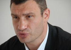 Кличко призвал объявить всеобщую мобилизацию в Украине