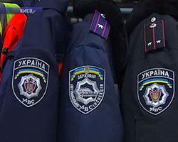 Украинская милиция не готова применять оружие против мирного населения