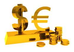 Курс евро снизился до 1.3458 на Forex