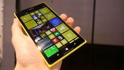 В тесте Basemark X Nokia Lumia 1520 обошел Samsung GALAXY S5