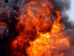 Донецк потряс мощный взрыв