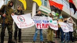В Киеве бойкотируют российский бизнес