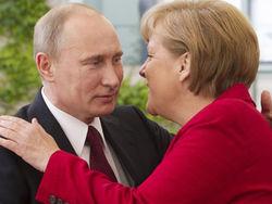 Меркель снова воззвала к Путину