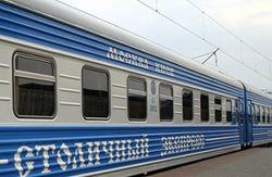 Киев и Москву соединит скоростной экспресс: 7 часов в пути