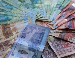 Курс тенге на Форекс падает к евро и франку